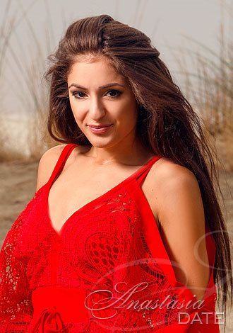 Hundreds of gorgeous pictures: beautiful Ukrainian woman Anna from Thessaloniki